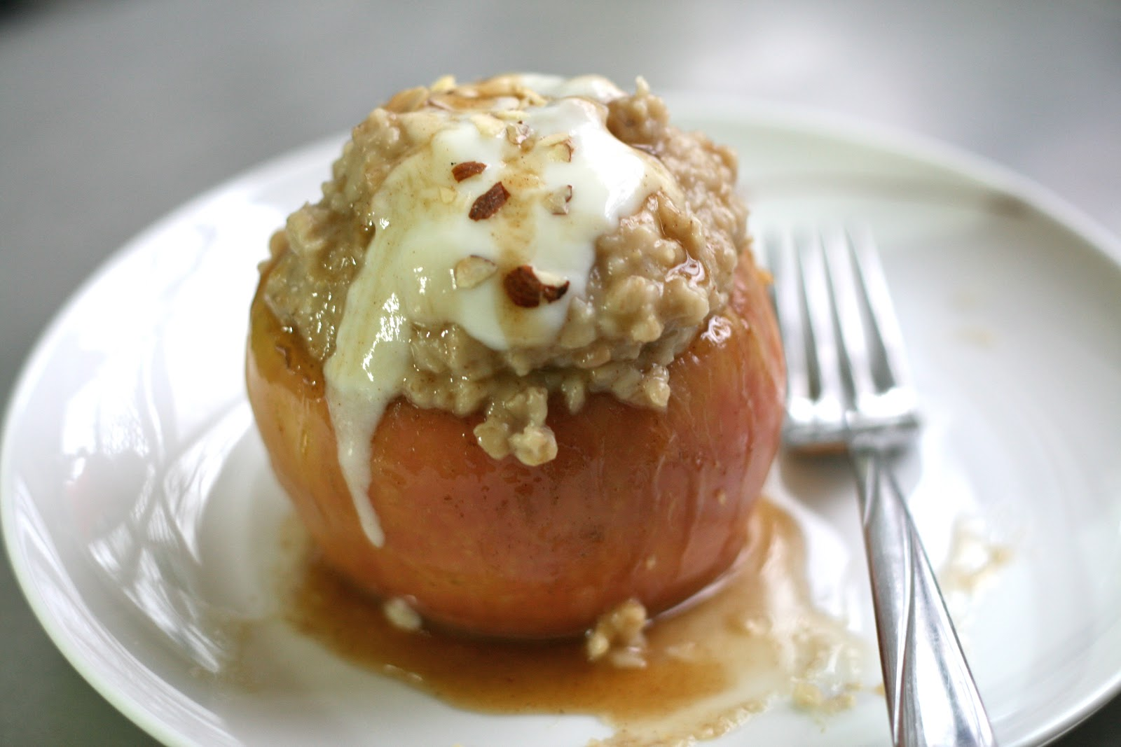 Oatmeal-Brown Sugar Baked Apples Recipes — Dishmaps