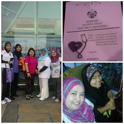 ::Seminar Wanita~Puspanita KKM::