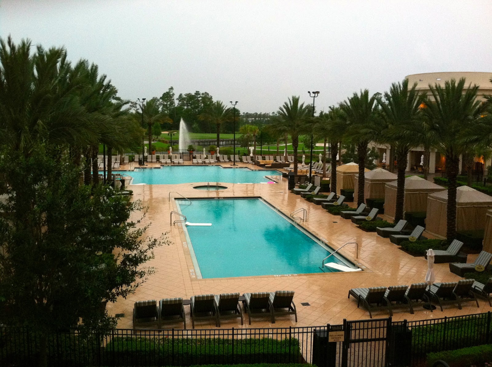Waldorf Astoria Orlando Pool
