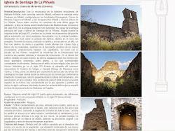 Lista Roja del Patrimonio: Iglesia de Santiago de La Piñuela (Casas de Miravete)