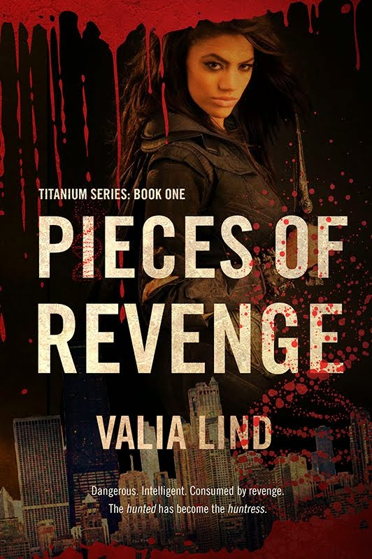 Pieces of Revenge (Titanium #1)