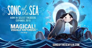 ดูหนัง Song of the Sea - เจ้าหญิงมหาสมุทร