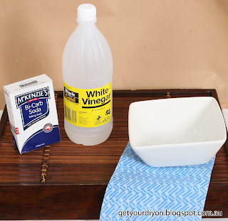 D.I.Y Non-Toxic Microwave Cleaner http://getyourdiyon.blogspot.com.au/