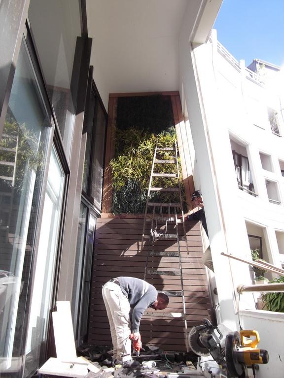 Jardin vertical en argentina jard n vertical en buenos aires for Jardines verticales buenos aires