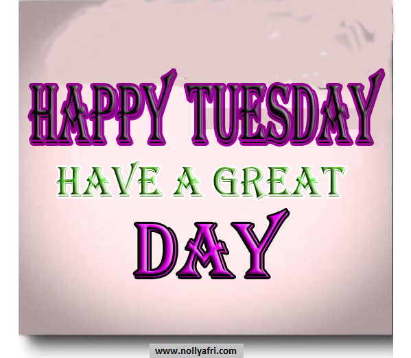 Nollyafri Happy Tuesday Have A Great Day See Verse Of
