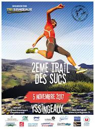 Trail des Sucs Dimanche 5 Novembre 2017