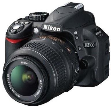 Harga Nikon D3100
