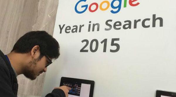 بالفيديو: هذه أكثر المواضيع التي بحث عنها المستخدمون على محرك جوجل للبحث في 2015