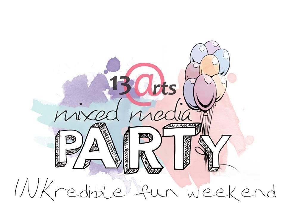 Mixed Media Party!