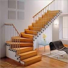 Tangga Kayu Rumah Minimalis 2 Lantai