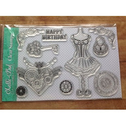 Steampunk Stamp set