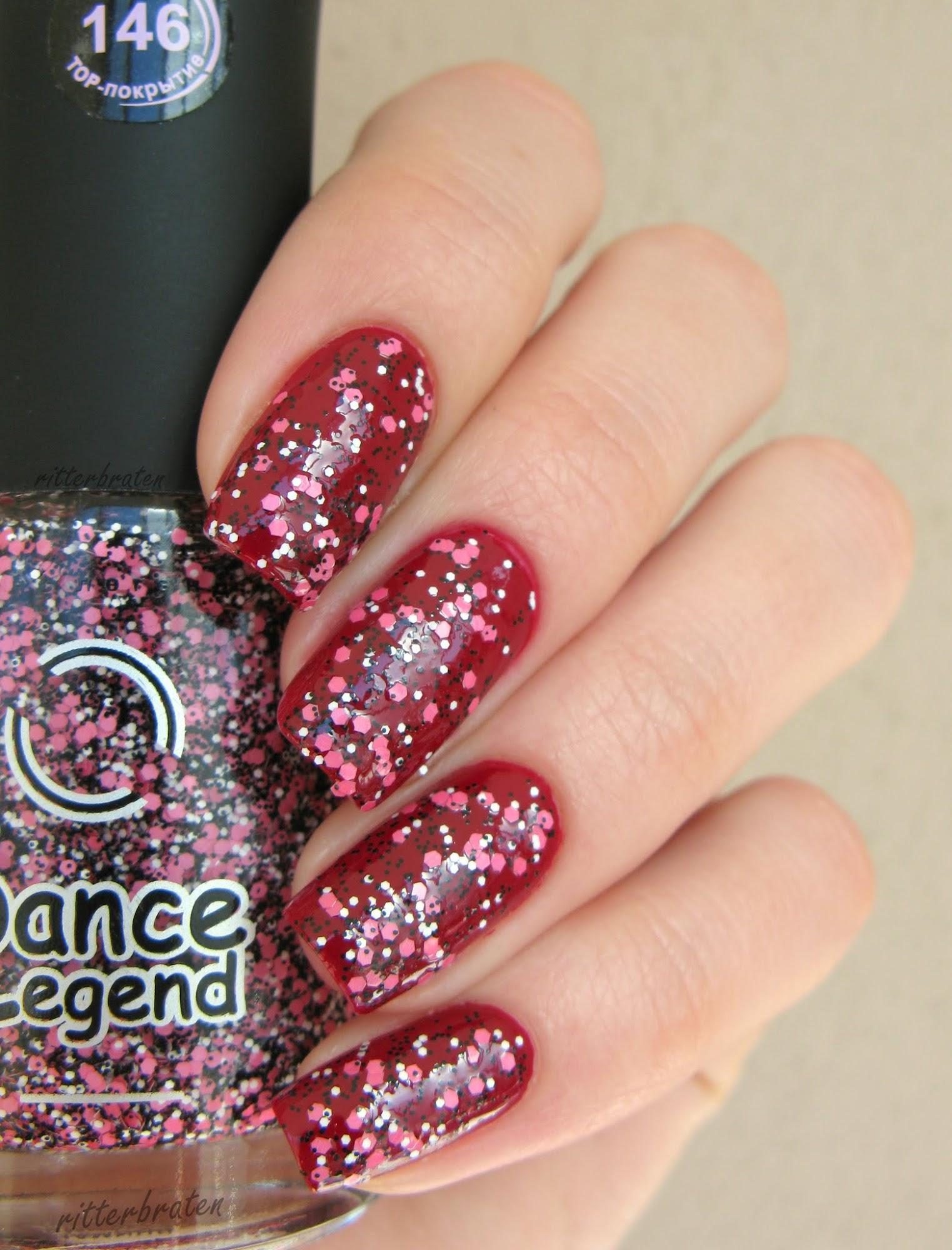 Dance Legend Flossy Top 146