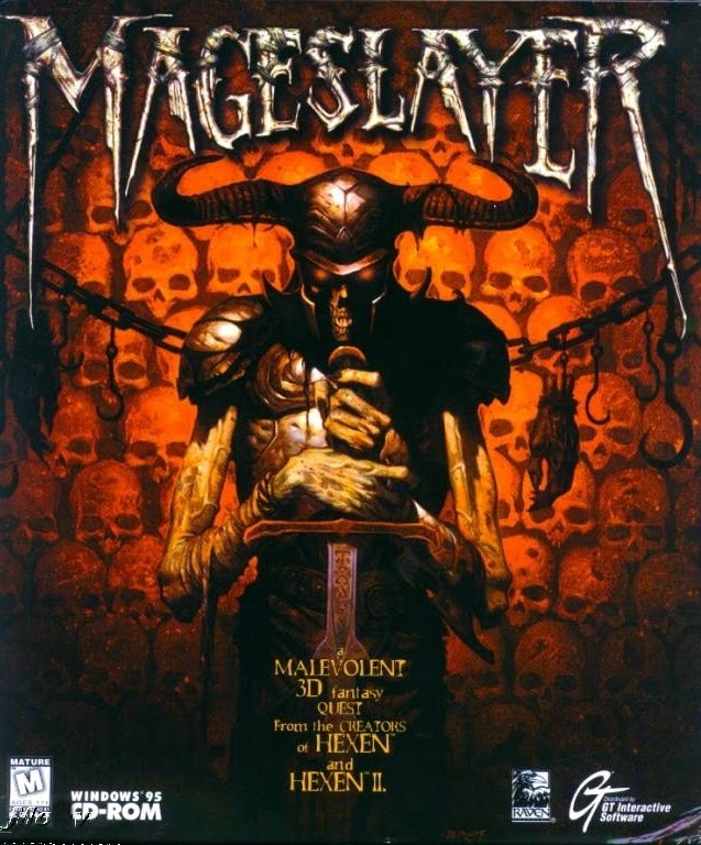 MageSlayers PC game cover