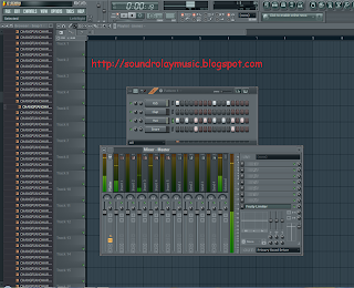 fl studio instrumental making
