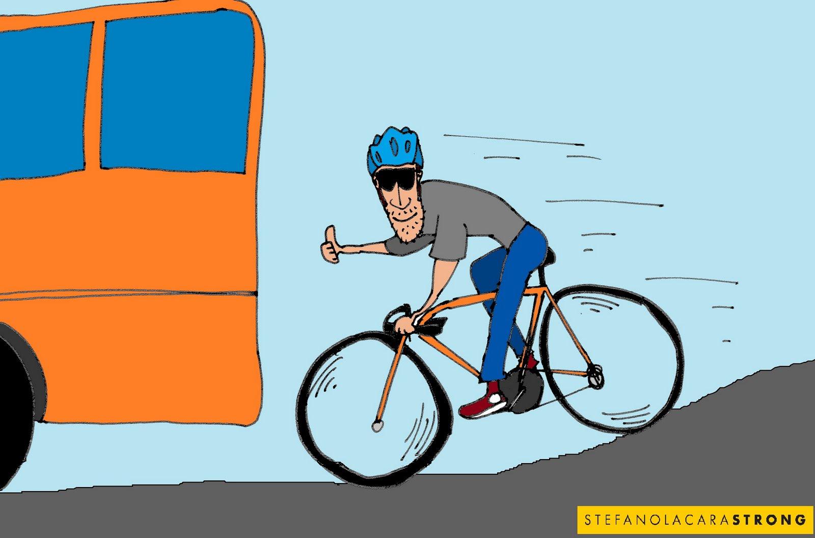 Stefano la cara strong sul ciclismo urbano a roma for Ufficio decoro urbano roma