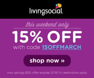 Living Social Promo Code