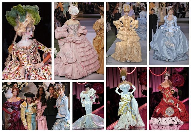 18th century, fashion, costume