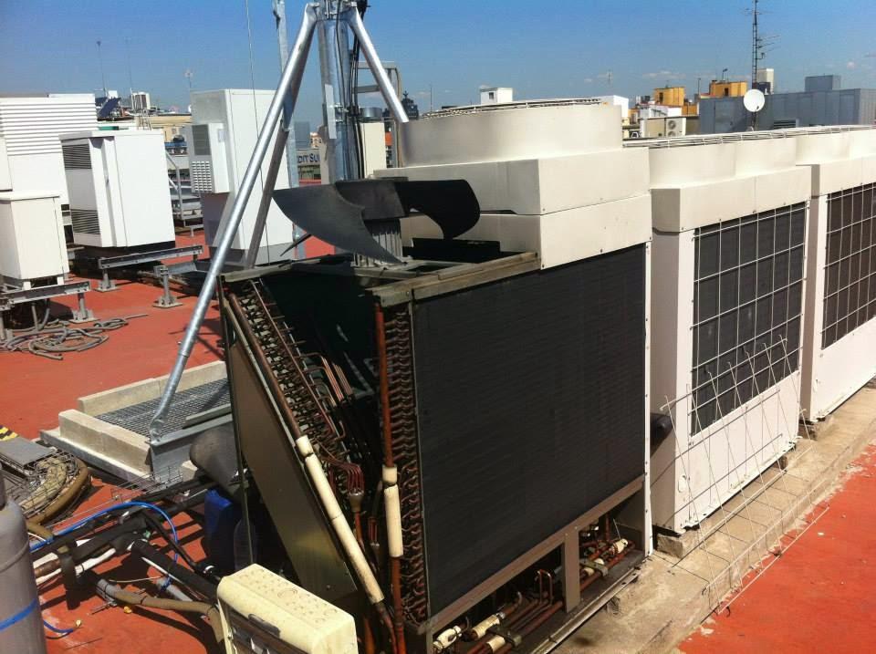 servicio asistencia aire acondicionado Madrid