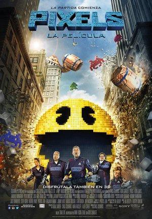 Poster Pixels 2015