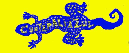 Cuetzpali Azul