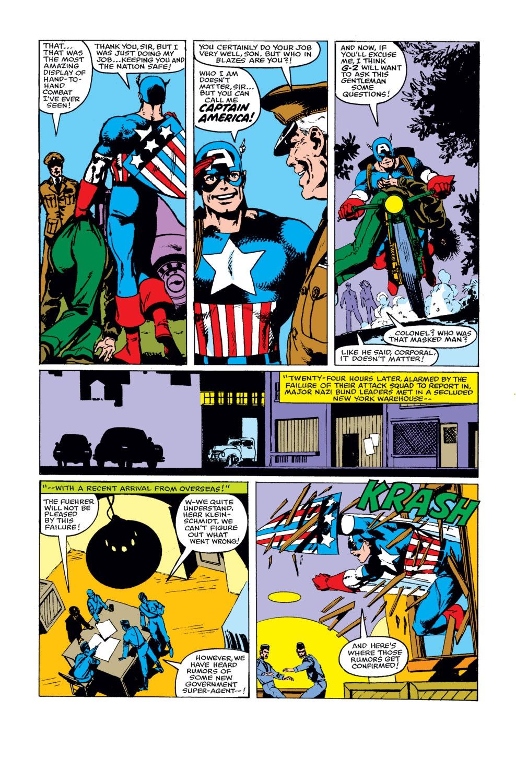 Captain America (1968) Issue #255 #170 - English 14