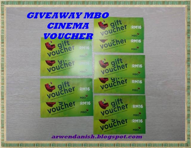 Giveaway MBO Cinema Voucher
