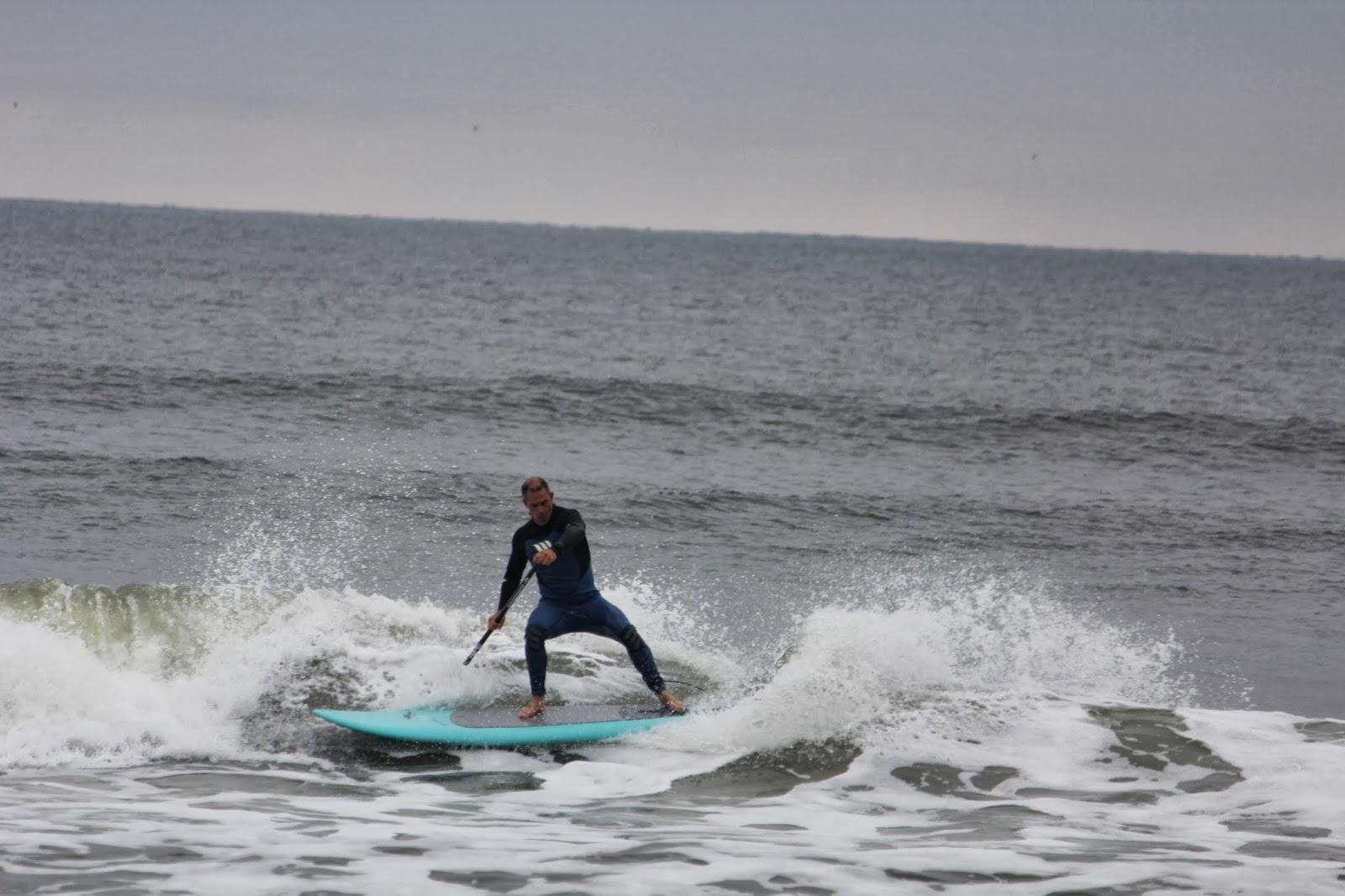 surf paddle machine