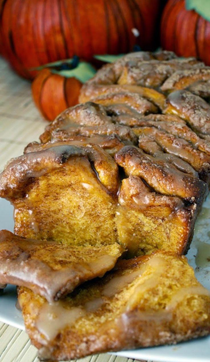 Cinnamon Pumpkin Bread Recipe