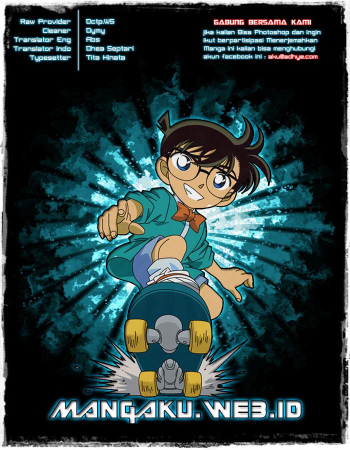 Komik detective conan 805 806 Indonesia detective conan 805 Terbaru |Baca Manga Komik Indonesia|Mangacan