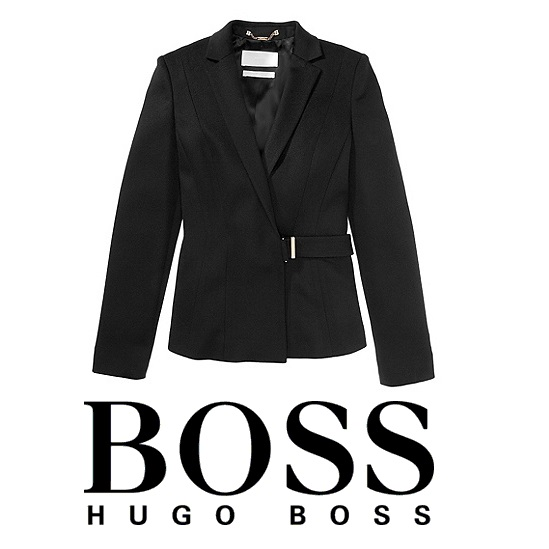 HUGO BOSS Cegina Cashmere Coat