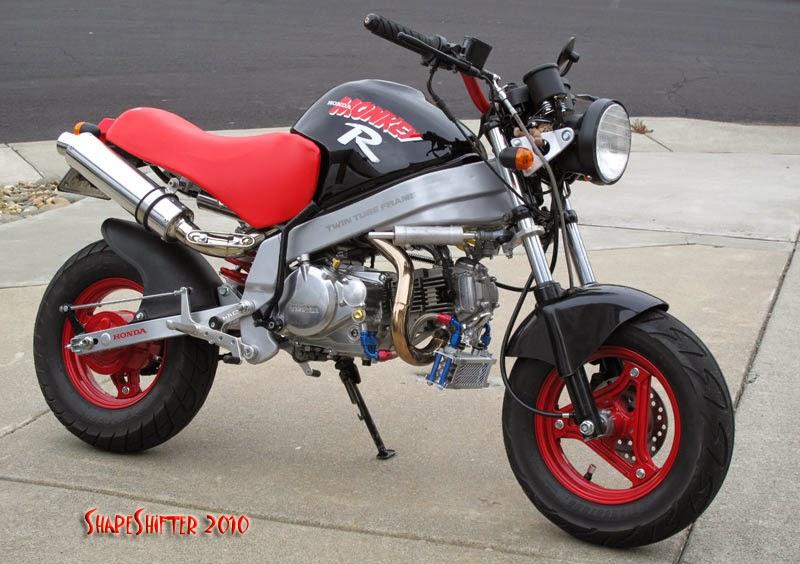 honda zb50 bike pictures motorcycle picture. Black Bedroom Furniture Sets. Home Design Ideas