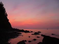 Traversata litoranea dell'Istria da Portorose a Isola - 27 novembre 2011
