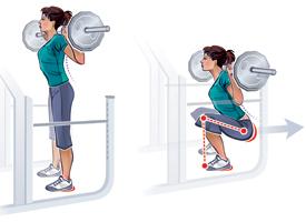Image result for squat below parallel