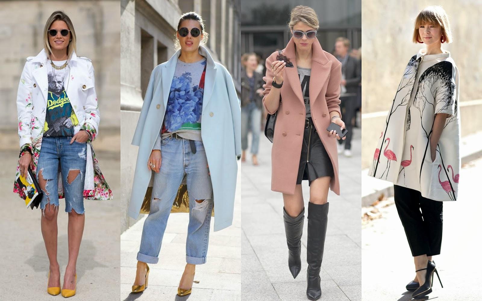 Frills And Thrills Parisian Chic Fashion Week Street