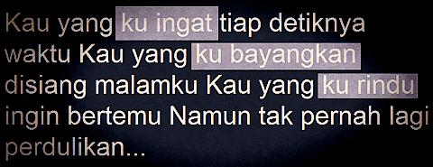 klitik proklitik enklitik bahasa Indonesia kau ku