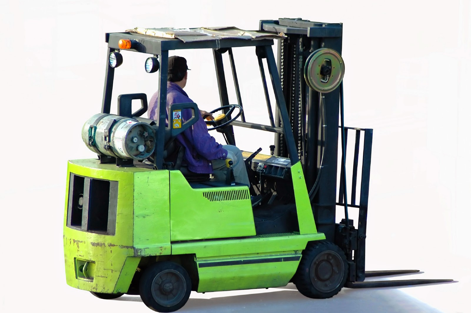 Fork Lift Operator : Prepare for national forklift safety day with checklists