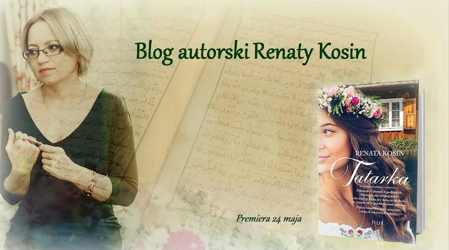 Blog autorski Renaty Kosin