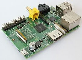 The Raspberry Pi Board