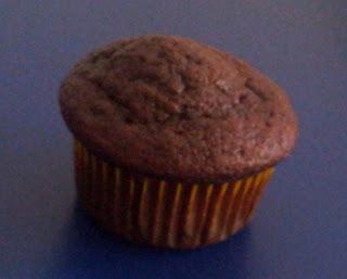Muffiny z wiśniówką