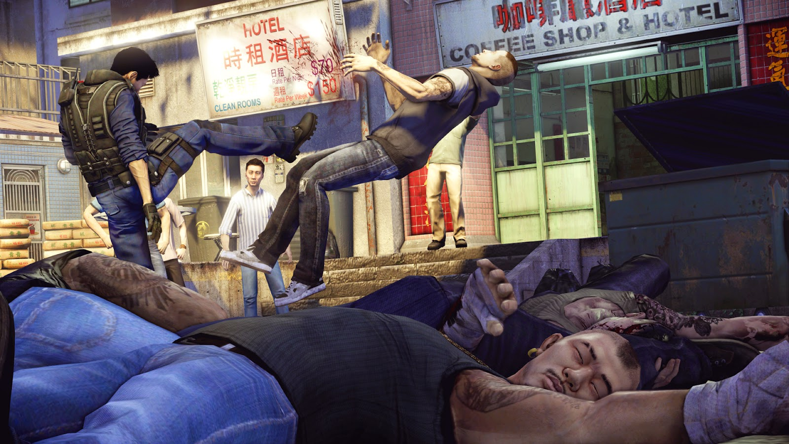 Sleeping Dogs Definitive Edition Key Generator v1.5