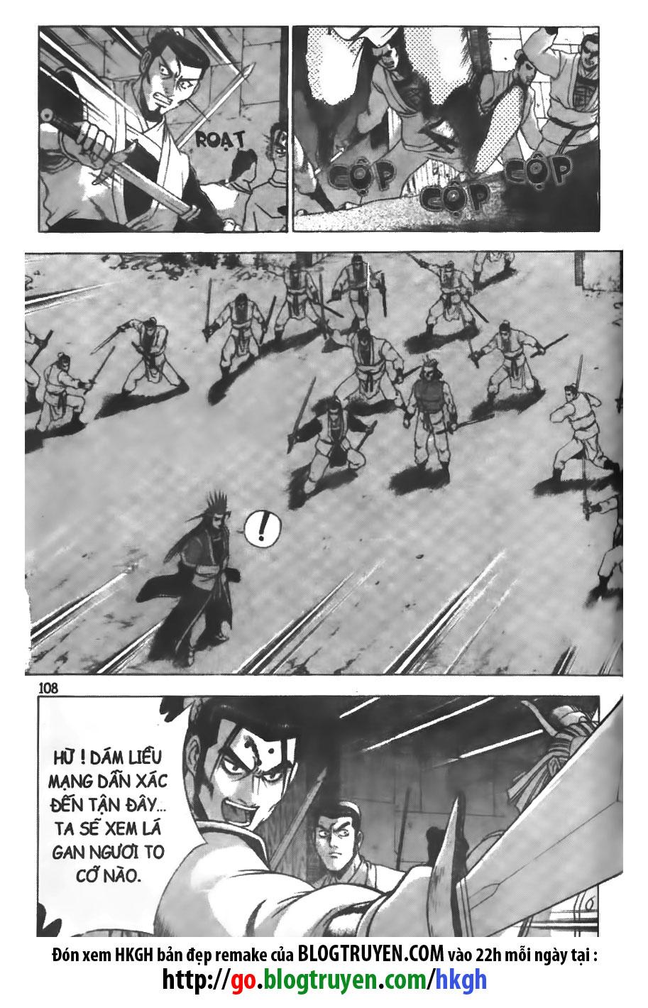 Hiệp Khách Giang Hồ chap 198 Trang 4 - Mangak.info