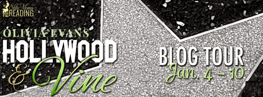 Blog Tour: Author Q&A + Giveaway – Hollywood & Vine by Olivia Evans