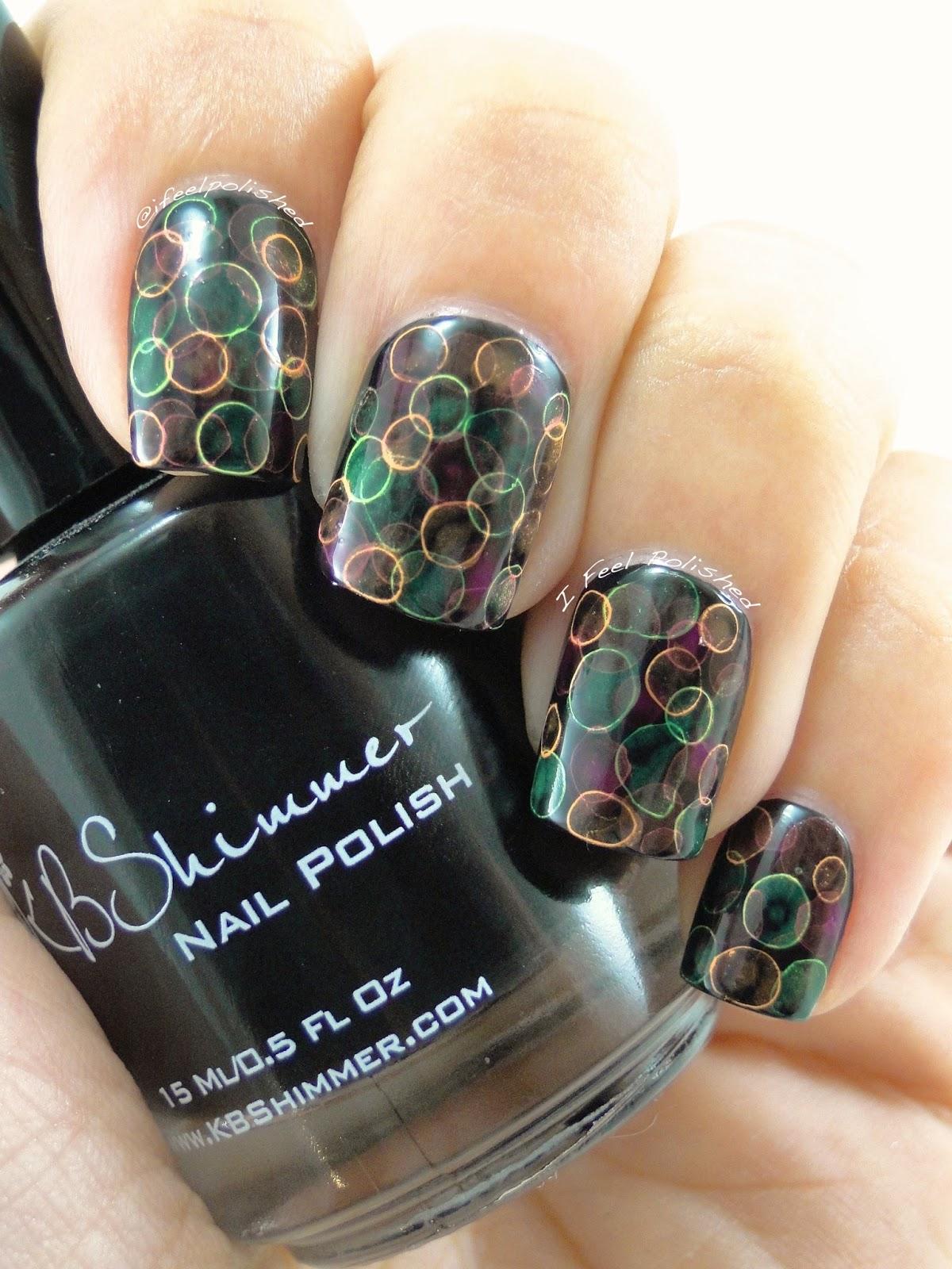 Jellyfish Nails