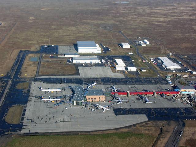 Πτήσεις από Ελλάδα προς Ισλανδία - Ρέικιαβικ