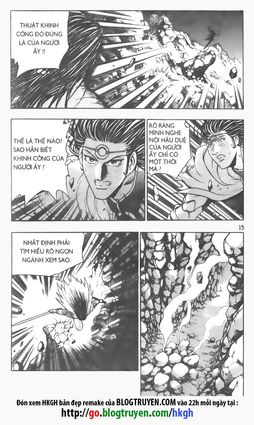 Hiệp Khách Giang Hồ chap 103 page 14 - IZTruyenTranh.com