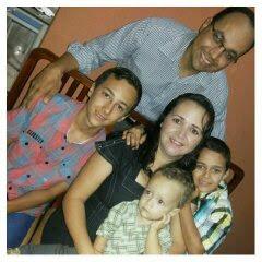 Minha Família meu maior tesouro