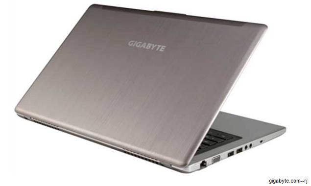 Laptop Dengan Kualitas Grafis Yang Tinggi, Extreme Ultrabook Gigabyte