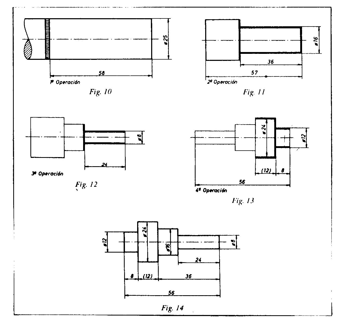 Glosario Dibujo Constructivo 2: Acotación