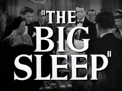 the big sleep the depiction of The big sleep, the title of which refers to death, was based on raymond chandler's first and immensely popular 1939 hard-boiled detective novel of the same.