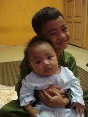 ABANG & BABY RAFFEQ